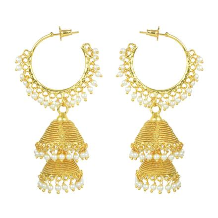 11817 Antique Bali with gold plating