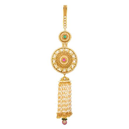 11882 Antique Classic Jhuda with gold plating