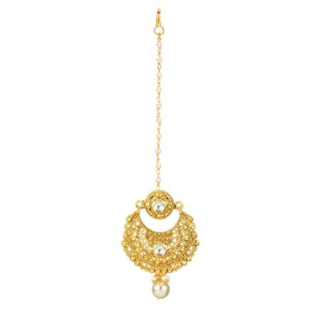 11920 Antique Chand Bore with gold plating