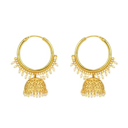 12010 Antique Bali with gold plating