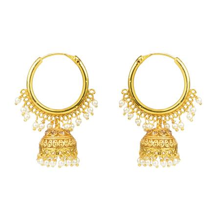 12163 Antique Bali with gold plating