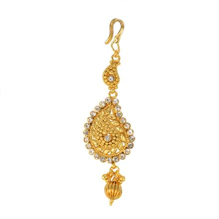 12291 Antique Classic Tikka with gold plating
