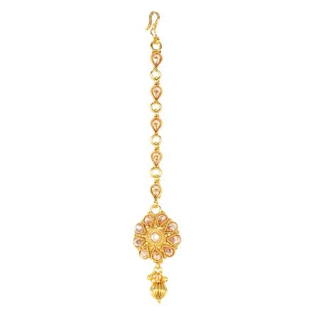 12296 Antique Classic Tikka with gold plating