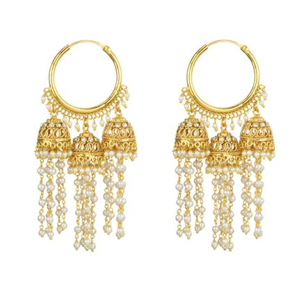 12316 Antique Bali with gold plating
