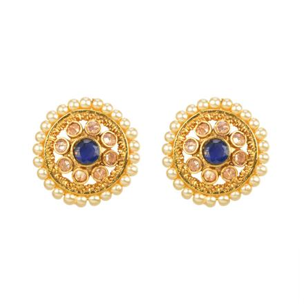 12498 Antique Tops with gold plating