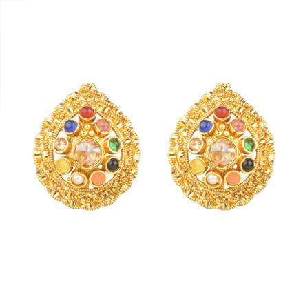 12501 Antique Tops with gold plating