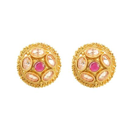 12503 Antique Tops with gold plating