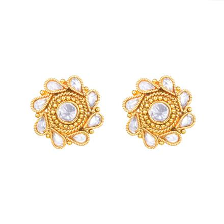 12505 Antique Tops with gold plating