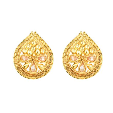 12507 Antique Tops with gold plating