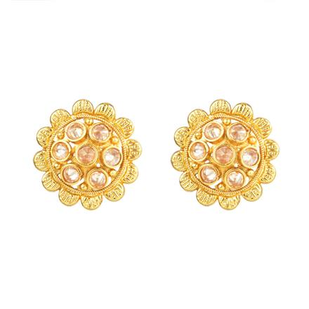 12509 Antique Tops with gold plating