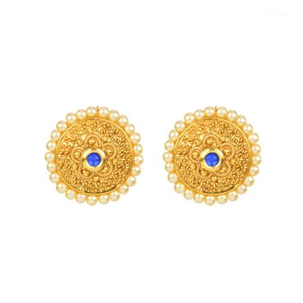 12511 Antique Tops with gold plating