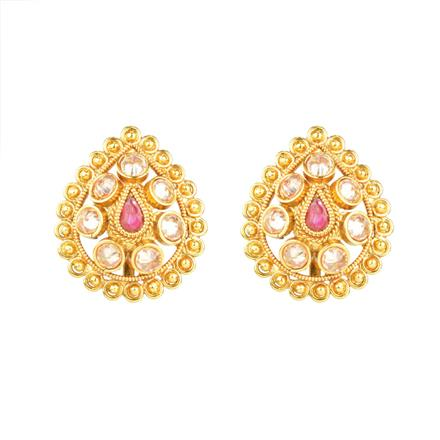 12516 Antique Tops with gold plating