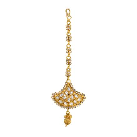 12862 Antique Classic Tikka with gold plating