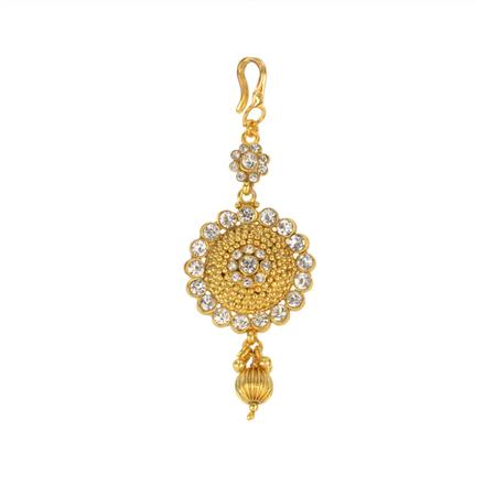 12869 Antique Classic Tikka with gold plating