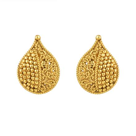 13283 Antique Tops with gold plating