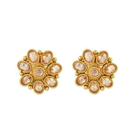 13284 Antique Tops with gold plating