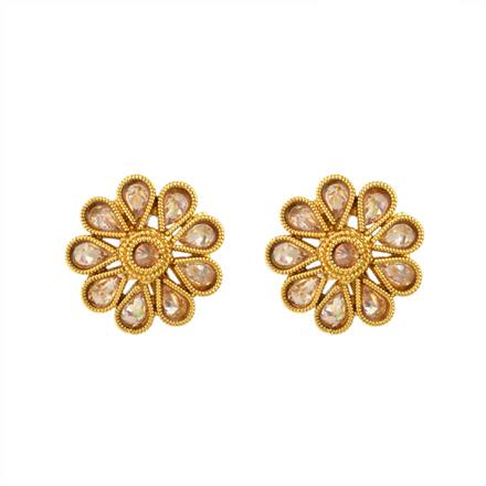 13285 Antique Tops with gold plating