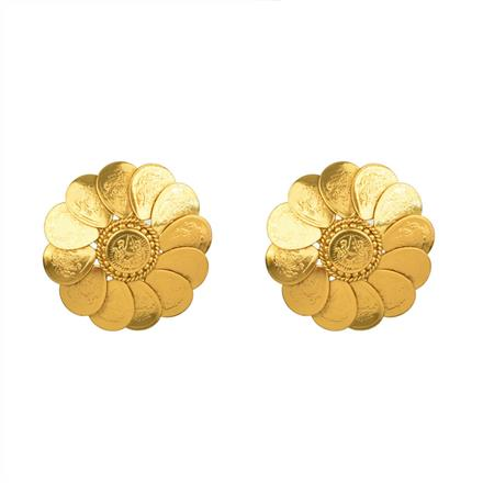 13453 Antique Tops with gold plating