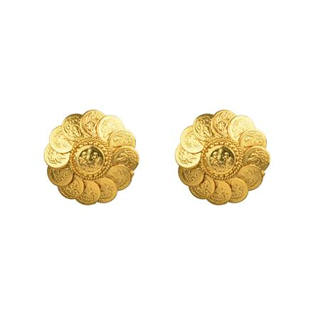 13454 Antique Tops with gold plating