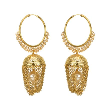 13484 Antique Bali with gold plating