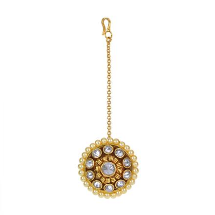 13555 Antique Classic Bore with gold plating