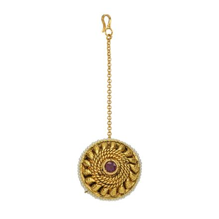 13569 Antique Classic Bore with gold plating