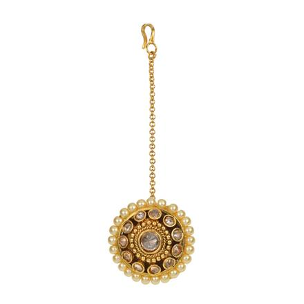 13570 Antique Classic Bore with gold plating