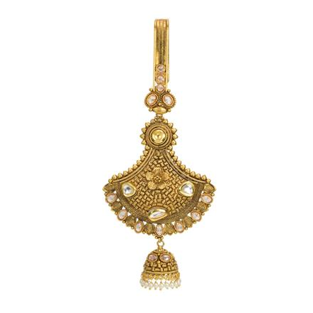 13625 Antique Classic Jhuda with gold plating