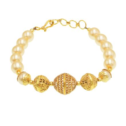 14418 Antique Classic Bracelet with gold plating