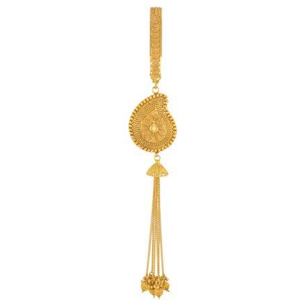 14752 Antique Plain Gold Jhuda
