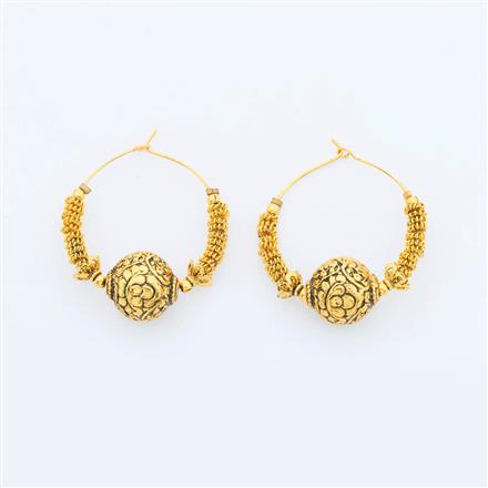 14908 Antique Bali with gold plating