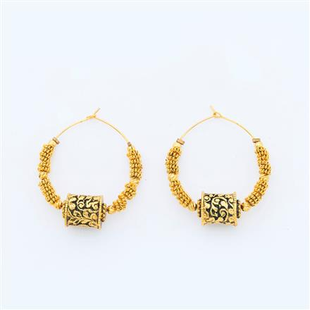 14910 Antique Bali with gold plating