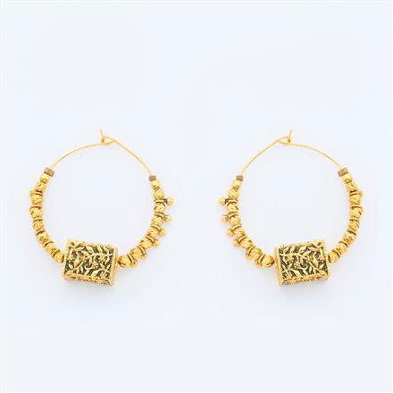 14912 Antique Bali with gold plating