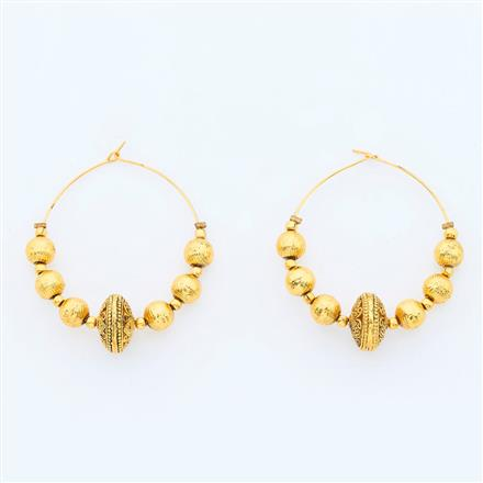 14913 Antique Bali with gold plating