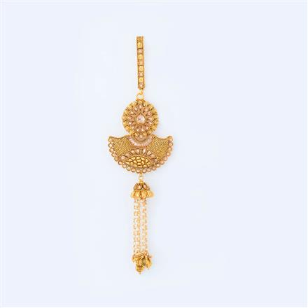 14989 Antique Classic Jhuda with gold plating