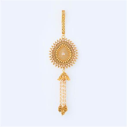 14991 Antique Classic Jhuda with gold plating