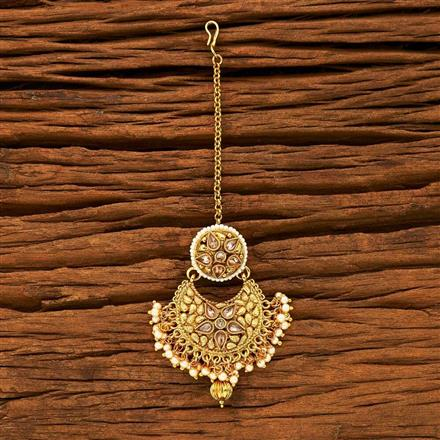 15225 Antique Chand Bore with gold plating