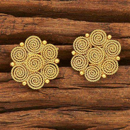 15381 Antique Tops with gold plating