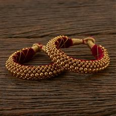 201435 Antique Classic Bracelet with gold plating