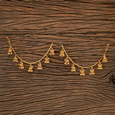 202185 Antique Classic Ear Chain With Gold Plating