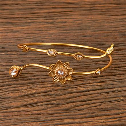 203056 Antique Classic Baju Band with Gold Plating