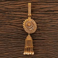 203947 Antique Classic Jhuda With Gold Plating