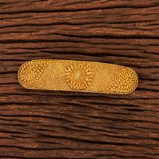 204087 Antique Classic Hair Clips With Gold Plating