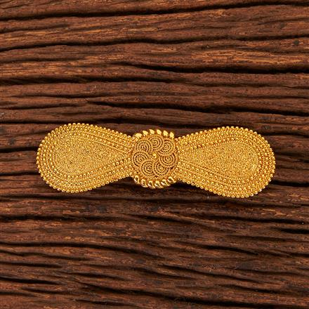 204088 Antique Classic Hair Clips With Gold Plating