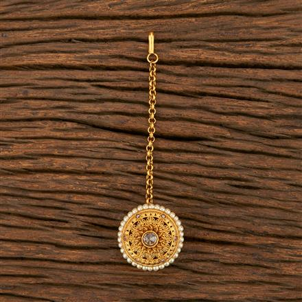204838 Antique Classic Bore With Gold Plating