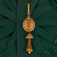 205214 Antique Classic Jhuda With Gold Plating