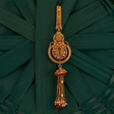 205216 Antique Classic Jhuda With Gold Plating