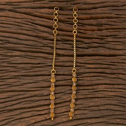 205393 Antique Classic Ear Chain With Gold Plating