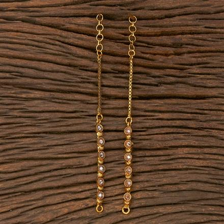 205394 Antique Classic Ear Chain With Gold Plating