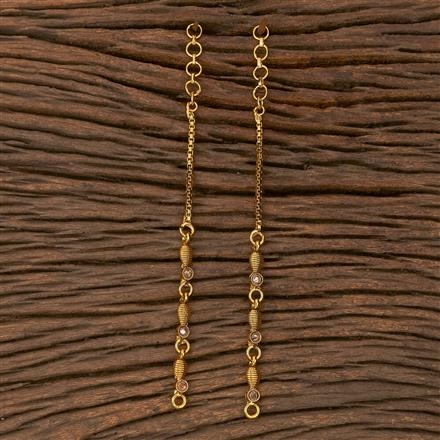 205398 Antique Classic Ear Chain With Gold Plating
